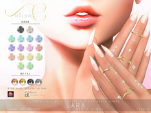 *elise* - Sara - BENTO Rings (Wear)