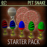 Pet Snake Starter Pack v2.01 (boxed)
