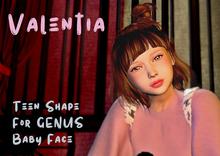 VALENTIA SHAPE by JANUS