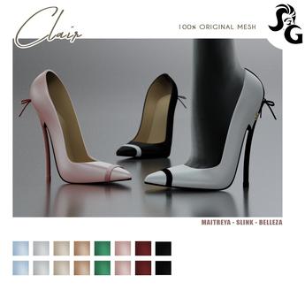 ::SG:: Claire Shoes - BELLEZA