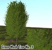 ::.EE.:: Green mesh tree 3