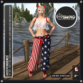 [RnR] Swag Independence Outfit w/Maitreya, Physique & Hourglass! Promo 185L