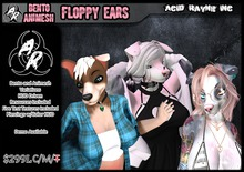 <AR> Bento/Animesh Floppy Ears