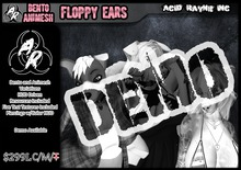 <AR> Bento/Animesh Floppy Ears (DEMO)