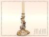 Meissen porcelain Candlestick