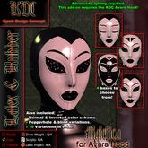 KDC Avara Latex Hood - Malefica addon