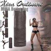 *XO* MMA Boxing Bag