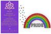 acd  rainbow pride wall decor set marketplace vendor ad