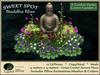 Buddha Bliss SWEET SPOT - Center Garden 2 - Garden Arrangement