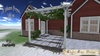 LH - Traditional - Adams Pergola(Box)