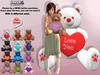 Suxue ben teddy bear vendor 1500