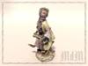 Meissen Porcelain sculpture of a Singing Monkey