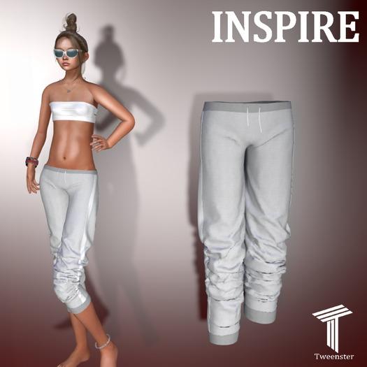INSPIRE Baggy Sweatpants Light [Tweenster]