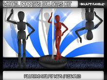 Model Puppets Builders Kit
