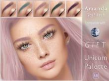 Eyebrows, Genus: Amanda.SoftArch.GIFT