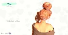 .Tea Infinitum Tattoo love - Applier