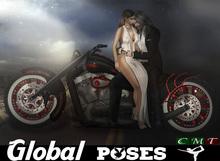 .:GB POSES 240:. Wedding Biker 04