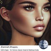 Elemiah.shapes.G08 - for Genus classic head & Maitreya
