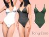 Tony Esso - Bodysuit (Green)