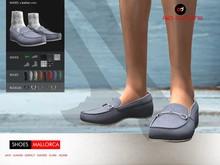 A&D Clothing - Shoes -Mallorca- Blue