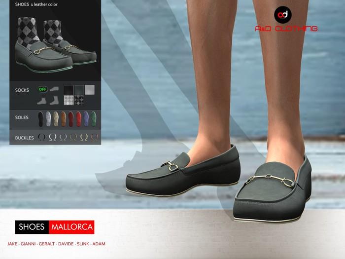 A&D Clothing - Shoes -Mallorca- Hunter