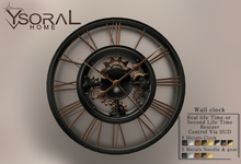 ~~ Ysoral Home ~~  .:Luxe Wall clock Cloee:.