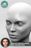 [AK] Nicole Bento Head Vers. 2.6 + Animation HUD