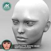 [AK] Charlotte Bento Head Vers. 2.6 + Animation HUD