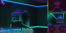 *NW* Neon Dreams Skybox