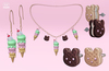Bowtique - Ice Creams Jewelry Set