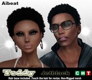 Aibeat *Teddy* jetblack