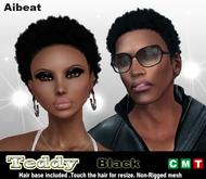 Aibeat *Teddy* black