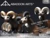 Abaddon arts   thav pet   ram horns naturals i sign 1 slmp