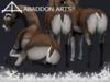 Abaddon arts   thav pet   deer goat tail sign 2 slmp