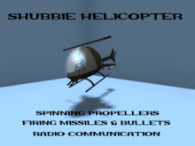 Shubbie Helicopters