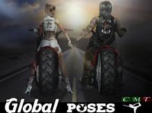 .:GB POSES 243:. Biker 16