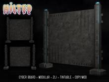 HILTED - Cyber Board