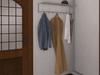 Dutchie mesh hanging coat rack hallway houseboat new amsterdam 1024
