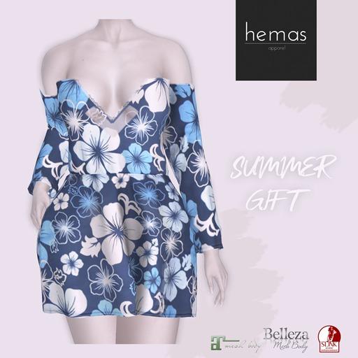 HEMAS - Summer Dress GIFT