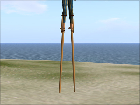 Stilts Full Perm + 20 Height Animations