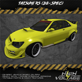 High Voltage Motors - Tatsumi RS v1.0 (Container)