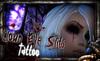 REPULSE - Clown Eye Slits Face Tattoo