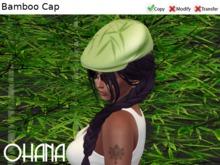 Ohana Bamboo Cap Evergreen (WEAR TO UNPACK)