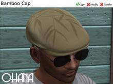 Ohana Bamboo Cap Sand (WEAR TO UNPACK)