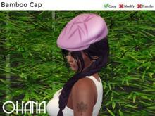 Ohana Bamboo Cap Lavender (WEAR TO UNPACK)