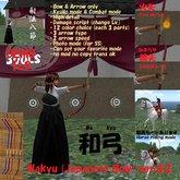 """""""Wakyu"""" (JapaneseBow) HMJ"""