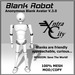 Blank Robot Avatar V.3.0- White