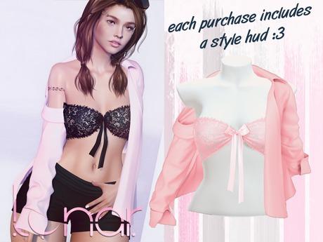 Lunar - Nini Top & Shirt - Baby Pink