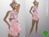 FaiRodis Hot summer shorts kit N1 pink pack