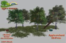 Lady's Garden - Apple orchard 26 Prim